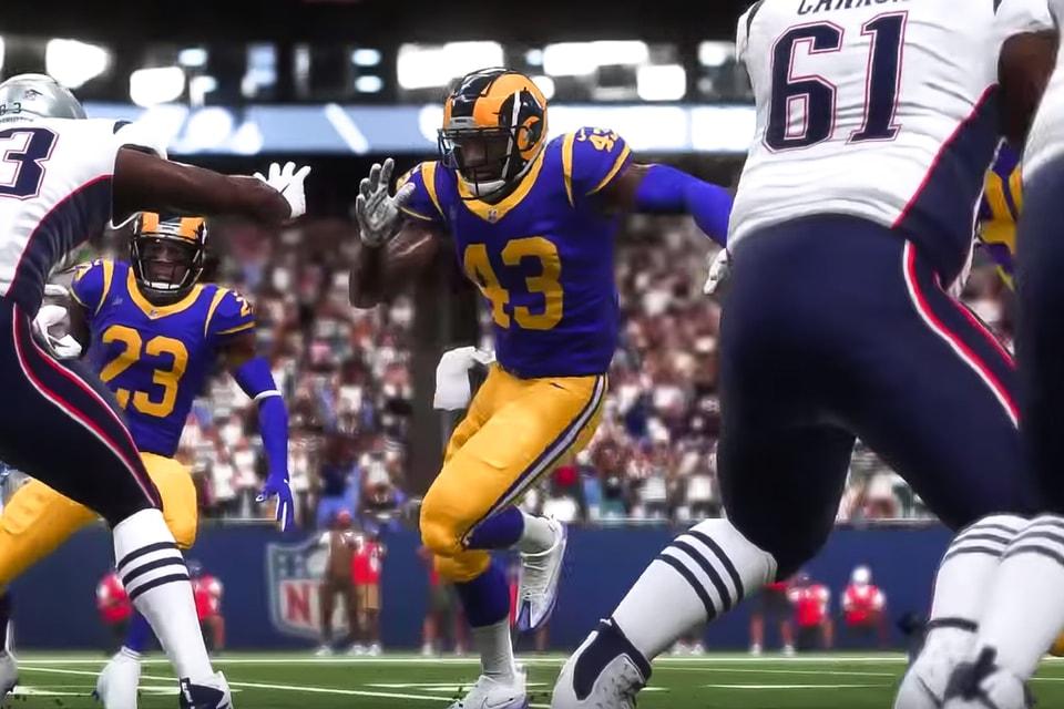 eef503f9 Madden NFL 19' Super Bowl LIII Win Prediction | HYPEBEAST