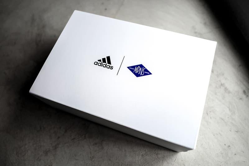 MADNESS adidas UltraBOOST 4.0 Closer Look Shawn Yue Black White Splatter Hong Kong Fashion