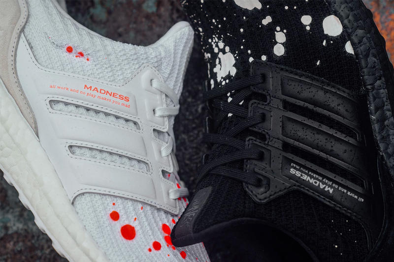 info for 70ea9 9cb49 MADNESS x adidas UltraBOOST 4.0 Black/White Release | HYPEBEAST