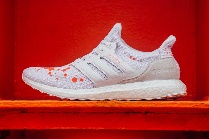 low priced 64051 d61d4 MADNESS x adidas UltraBOOST 4.0 Release Date