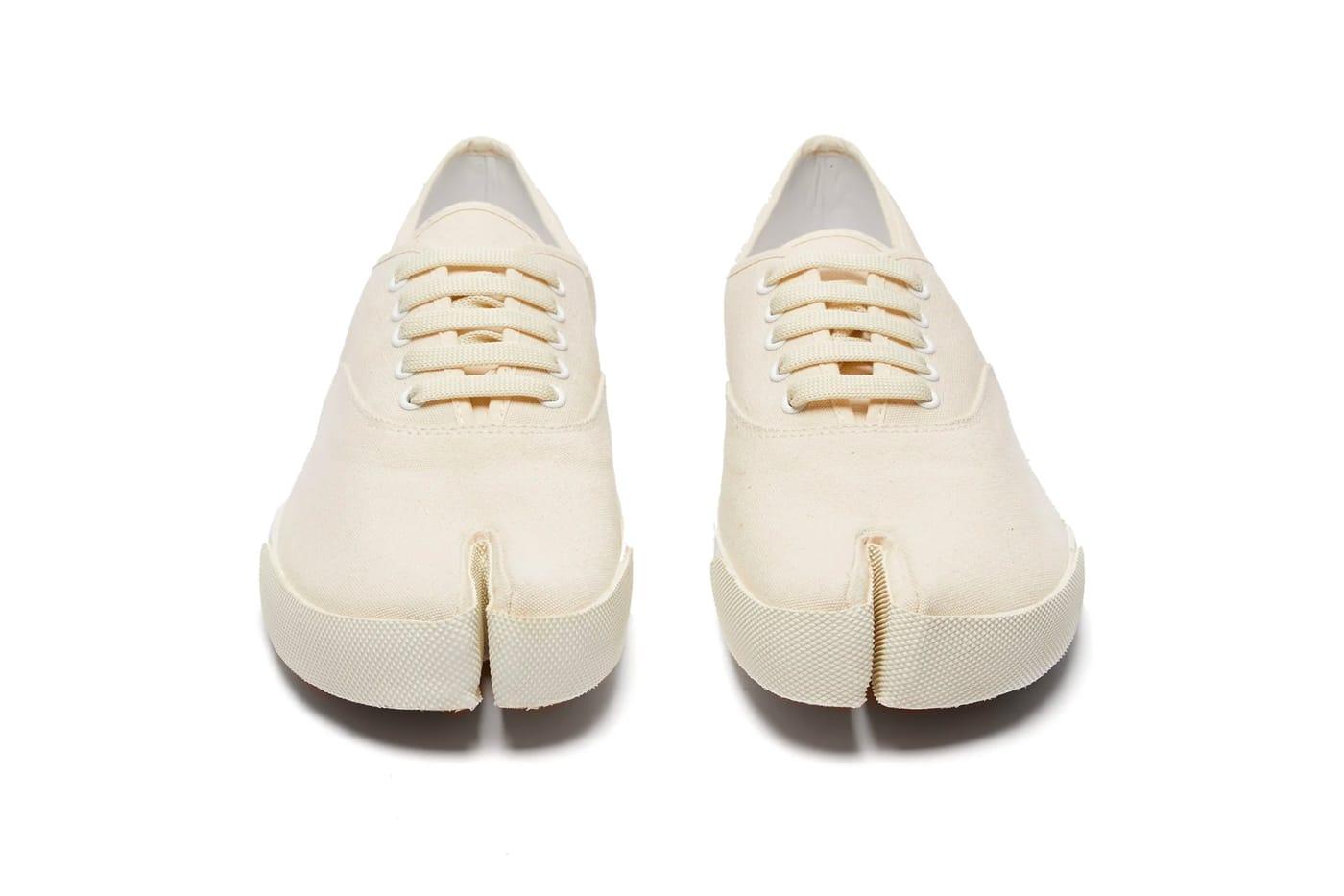 maison margiela toe shoes