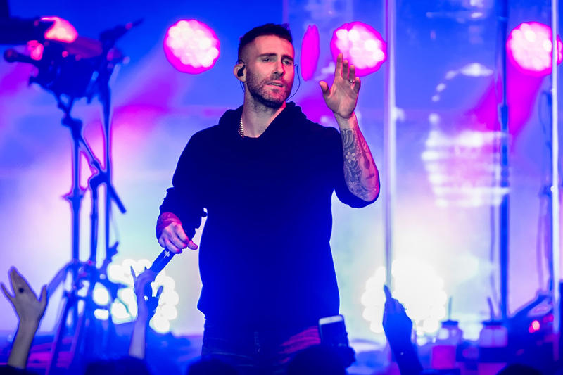 Maroon 5's Pre-Super Bowl Press Conference Canceled super bowl LIII nfl football
