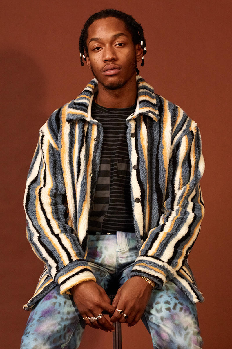 Napapijri Martine Rose Napa by Fall/Winter 2019 lookbook first look sportswear knitwear collaborations