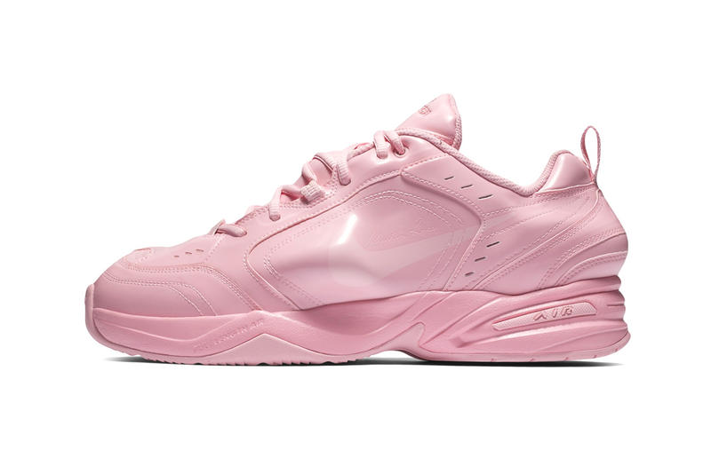 Martine Rose Nike Air Monarch IV Release Date Launch Black White Blue Pink Info Buy