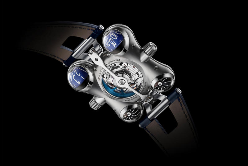 MB&F Final Edition Horological Machine No.6 Watch