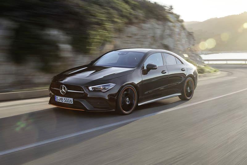 Mercedes-Benz 2020 CLA 250 Coupe Premiere Specs debut inside sedan buy price