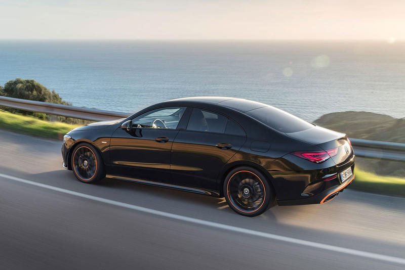 Mercedes-Benz 2020 CLA 250 Coupe Premiere Specs debut inside sedan buy price