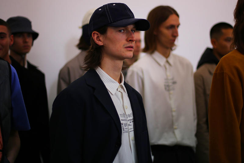 mfpen Copenhagen Fashion Week Backstage Fashion Clothing First Exclusive Look CPH Fall/Winter 2019 FW19
