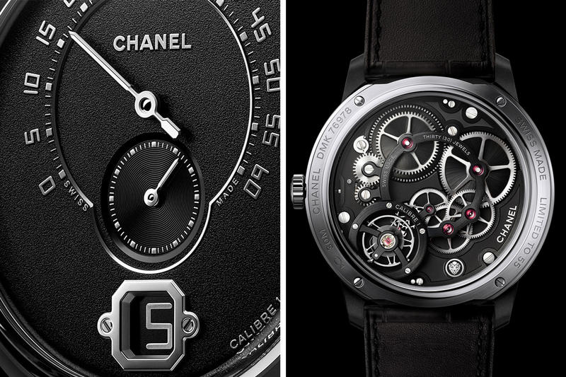 ab09f0c97e0c Monsieur de CHANEL Edition Noire Release Info Date all black