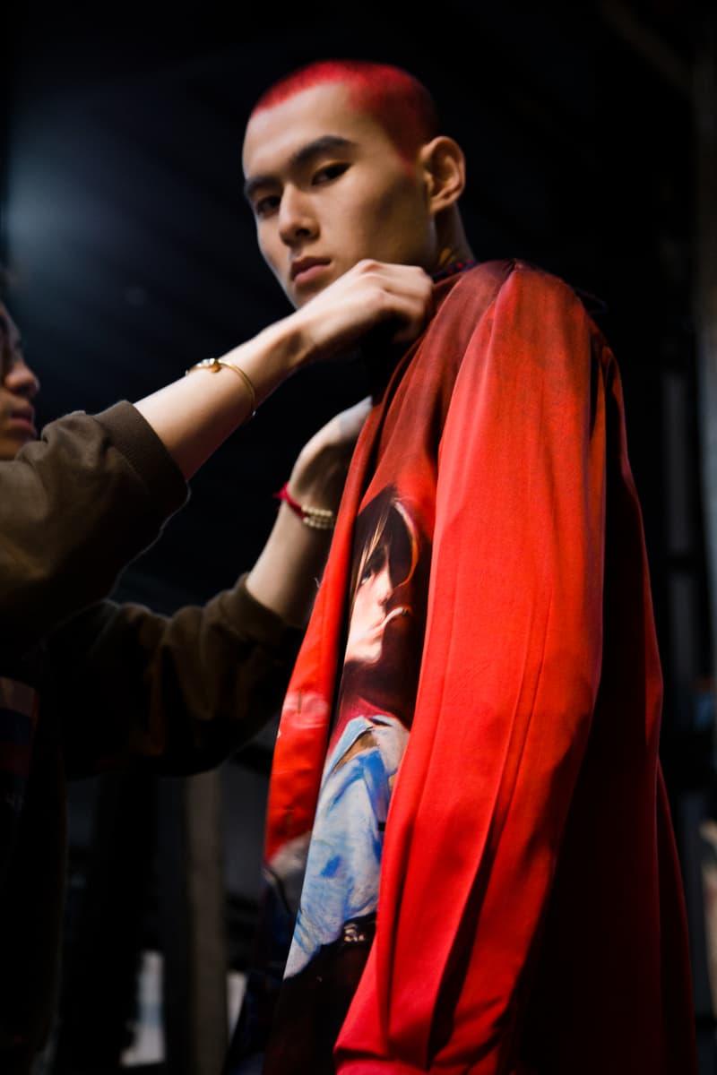 Necessity Sense Men's fashion streetwear Taiwan Oldboy Fallen Angels Wong Kar Wai