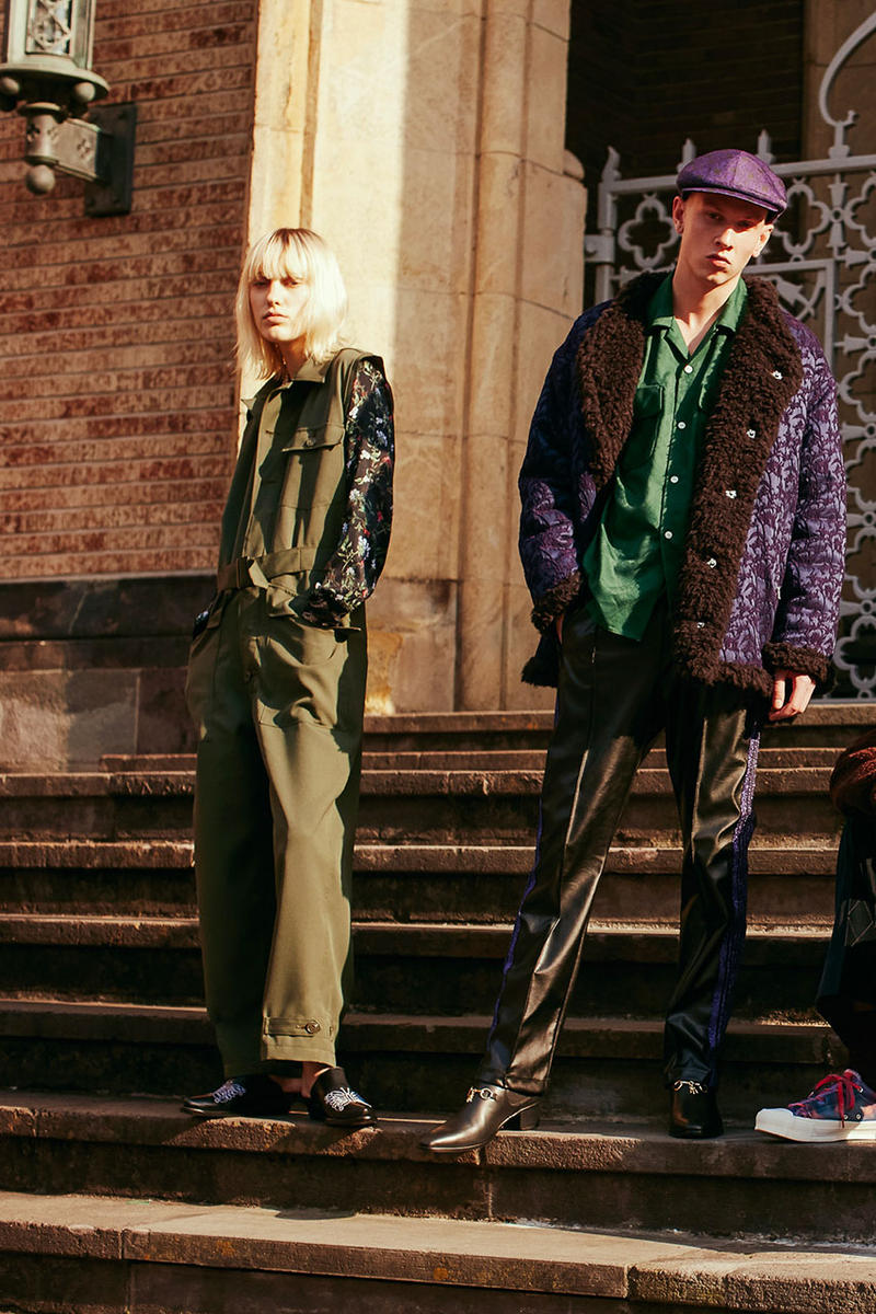 NEEDLES Fall/Winter 2019 Collection Lookbook nepenthes japan release date info tracksuit buy store