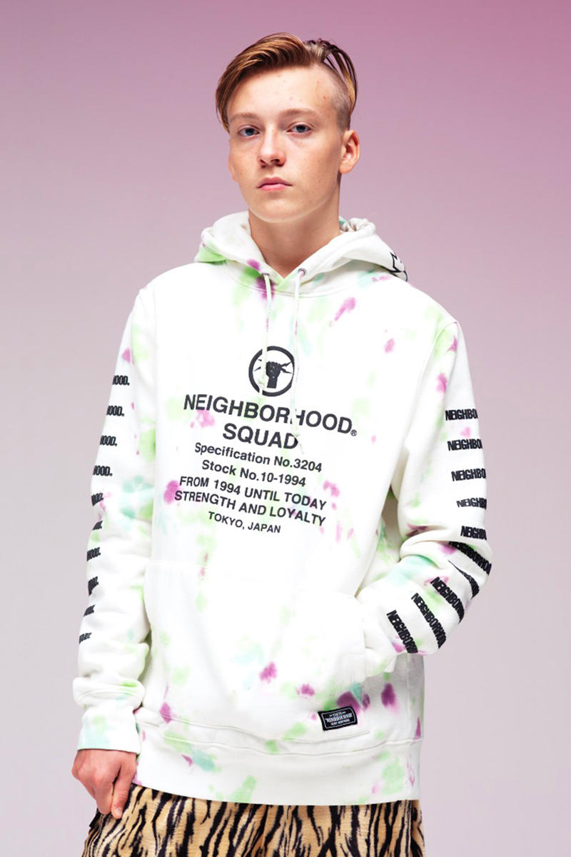 NEIGHBORHOOD Spring Summer 2019 Collection Lookbook Shinsuke Takizawa jacket hoodie pants trousers t shirt accessories