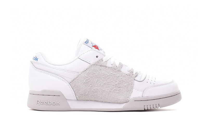 buy popular 0d805 6211e A Collaborative NEPENTHES NY x Reebok Workout Plus Unexpectedly Drops