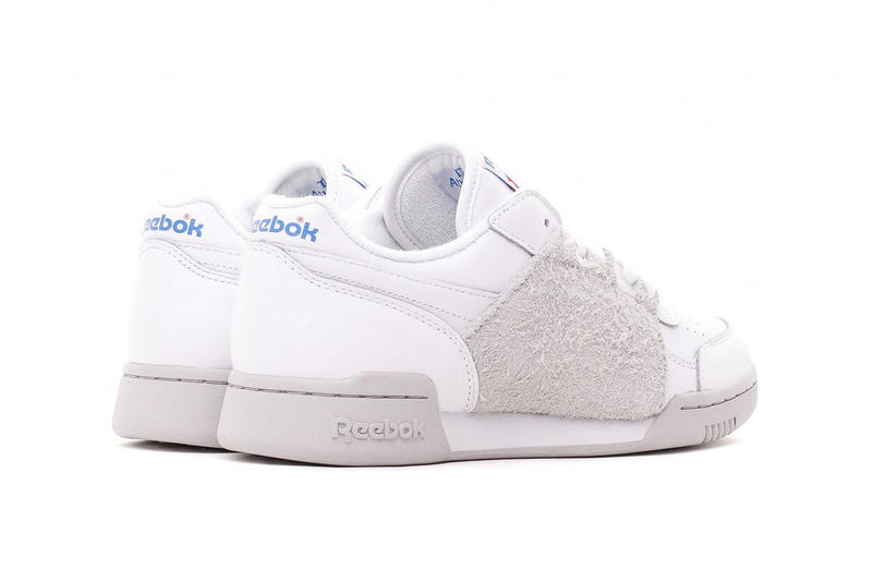 NEPENTHES New york city Reebok Workout Plus Collab Shoe release date drop in january 18 2019 buy