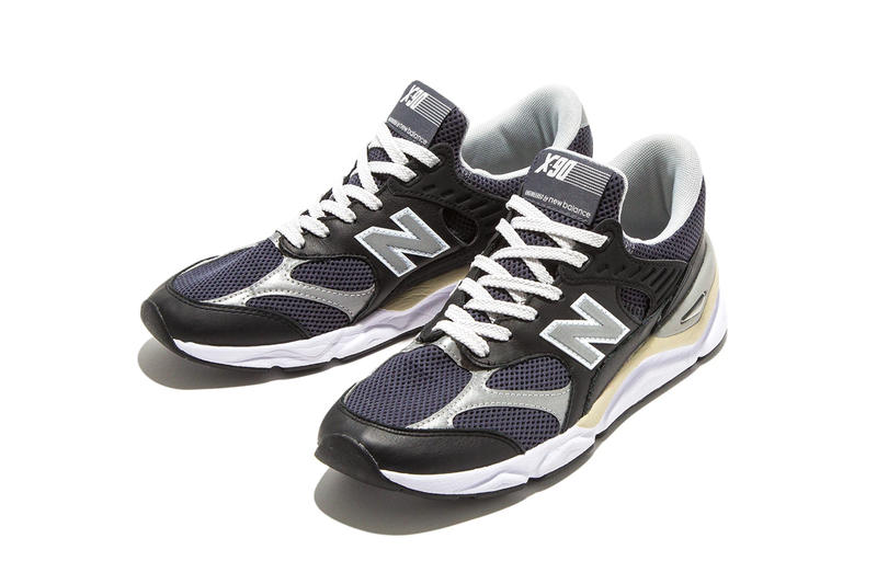 d4c5c107b3 BEAUTY & YOUTH x New Balance X-90 Release Info pricing stockist navy gray 3m