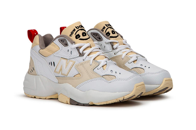 New Balance WX 608 RW1 Beige/White Release Date dad shoe sneakers shoes
