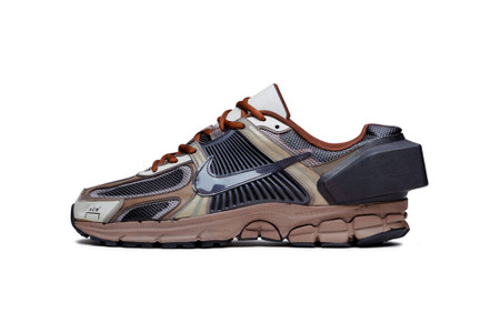 A-COLD-WALL* x Nike Release Solarised Colorway of Vomero Zoom +5