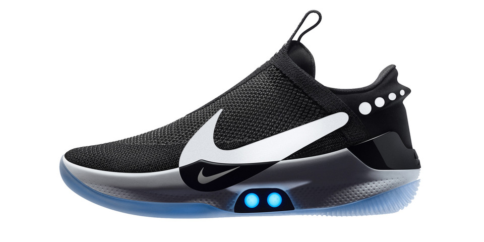 The Nike Adapt BB Brings Self-Lacing Tech To Basketball