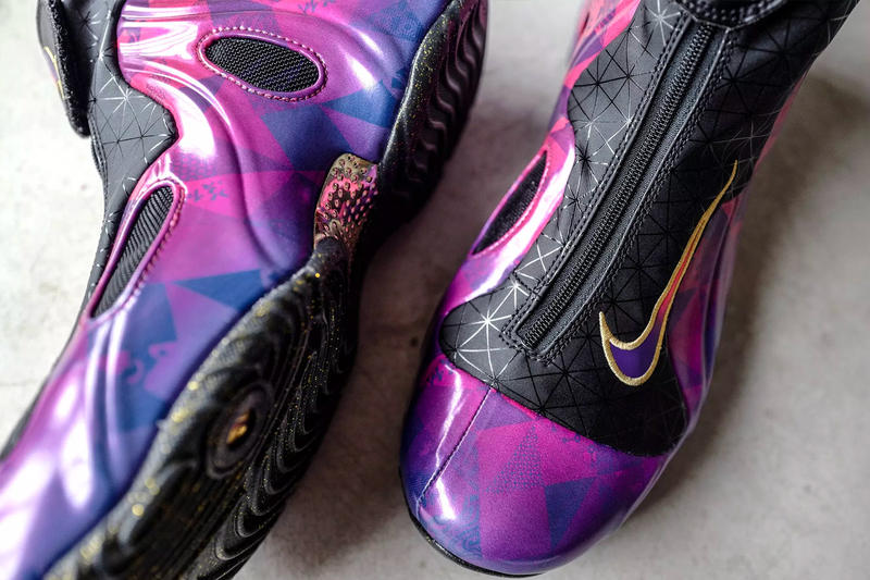 "Nike Air Flightposite ""Chinese New Year"" Closer Look cny air jordan basketball"