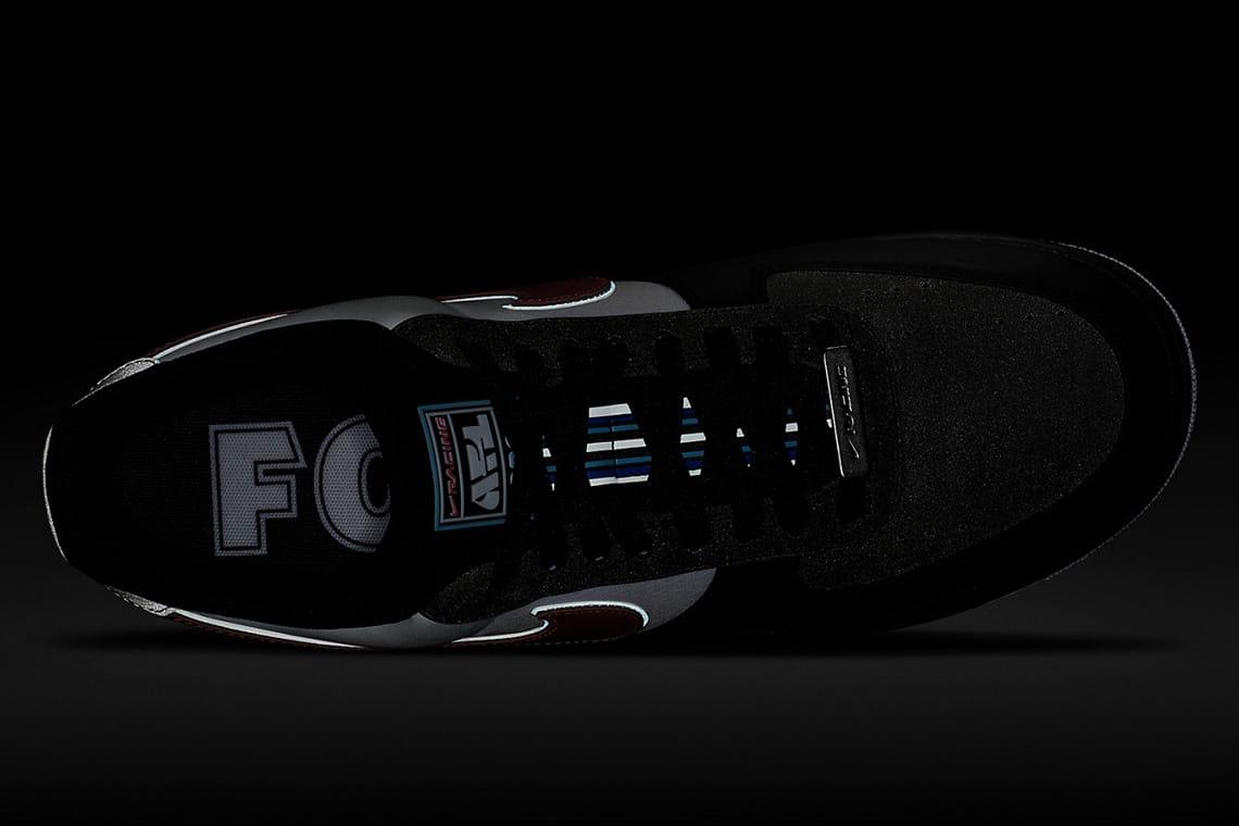 Nike Racing-Inspired Air Force 1 Closer