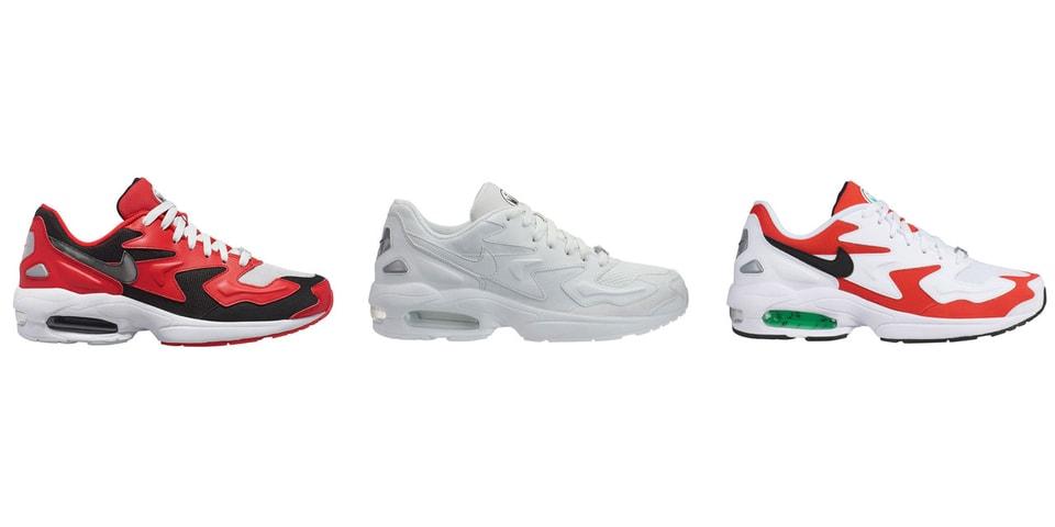 9e8b7112ab621 Nike Has More Air Max 2 Light Colorways en Route | HYPEBEAST