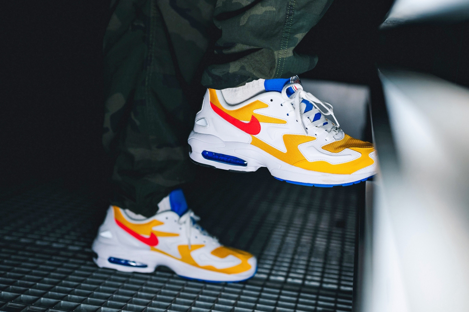 Nike's Air Max 2 Light Brightens Up in