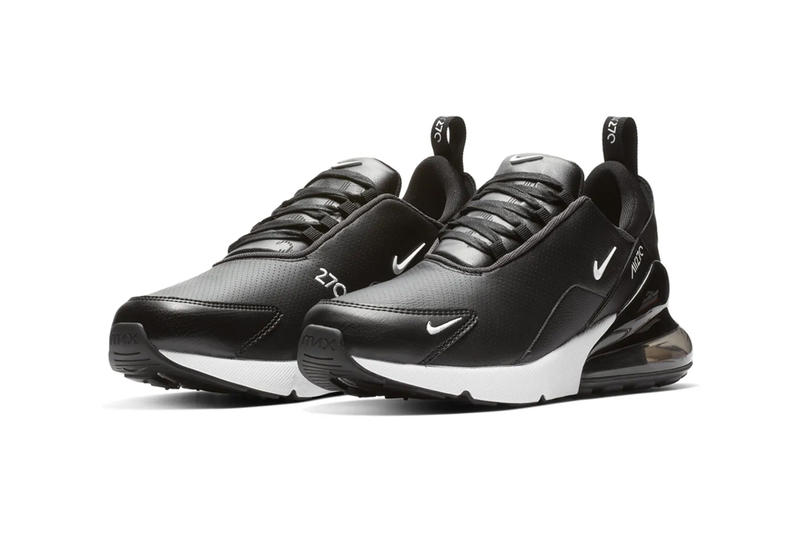 new style 0892f d666a Nike Air Max 270 Trio Leather Pack Release | HYPEBEAST