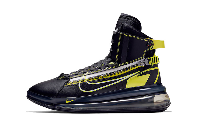 480b737555 Nike's Super High-Cut Air Max 720