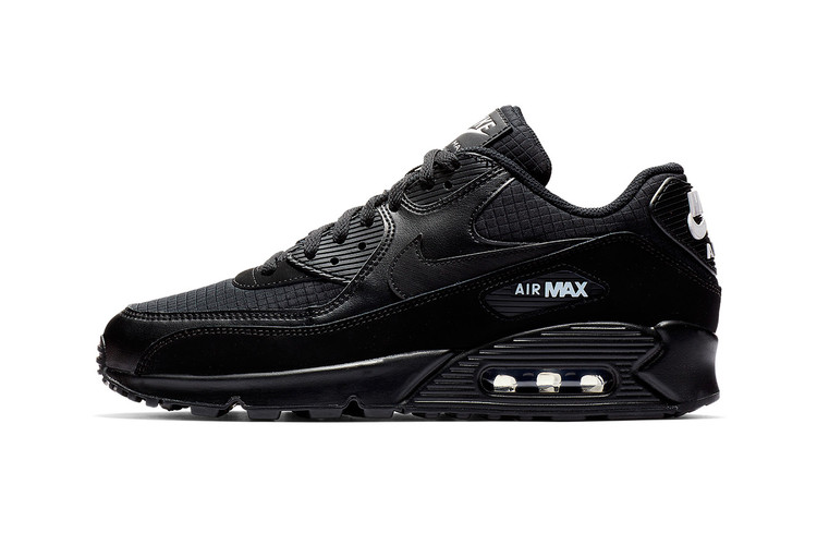 3dd523323b7 Nike s Air Max 90 Gets a Fan Favorite All-Black Makeover