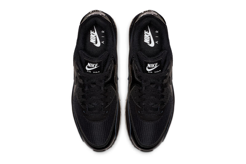 quality design 55db3 345e0 Nike Air Max 90 Essential Black   White Release nike swoosh air unit midsole