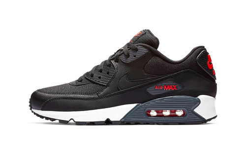 """Nike's Air Max 90 Gets Hit With """"Hot Habanero"""" Accents"""