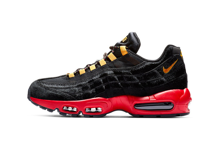 buy popular 05de6 7de03 Nike Adds Air Max 95 to Its Chinese New Year Capsule