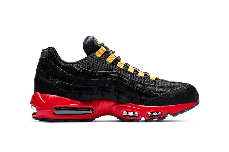 Nike Air Max 95 Chinese New Year Sneaker Details Shoes Trainers Kicks Sneakers Footwear Cop Purchase Buy Now