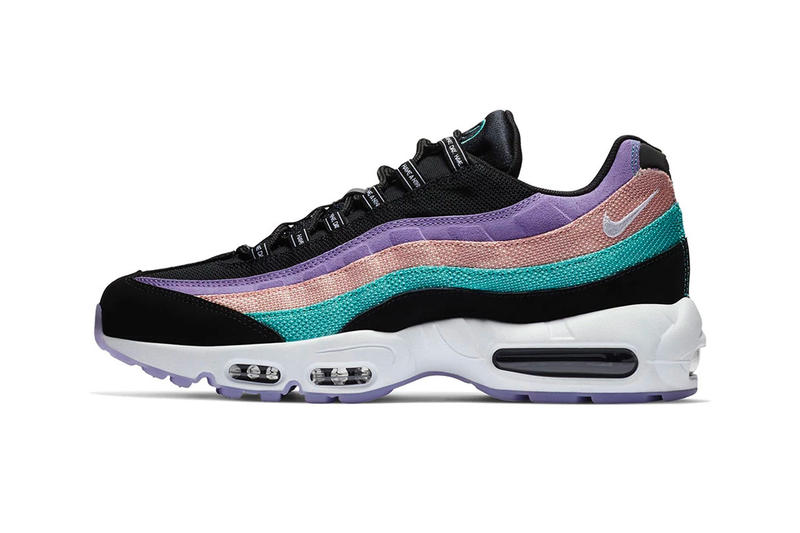 the latest c9f4d 62c46 nike air max 95 have a nike day colorways blue black drop release date info  buy