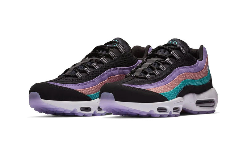 the latest f81de 5c2f0 nike air max 95 have a nike day colorways blue black drop release date info  buy