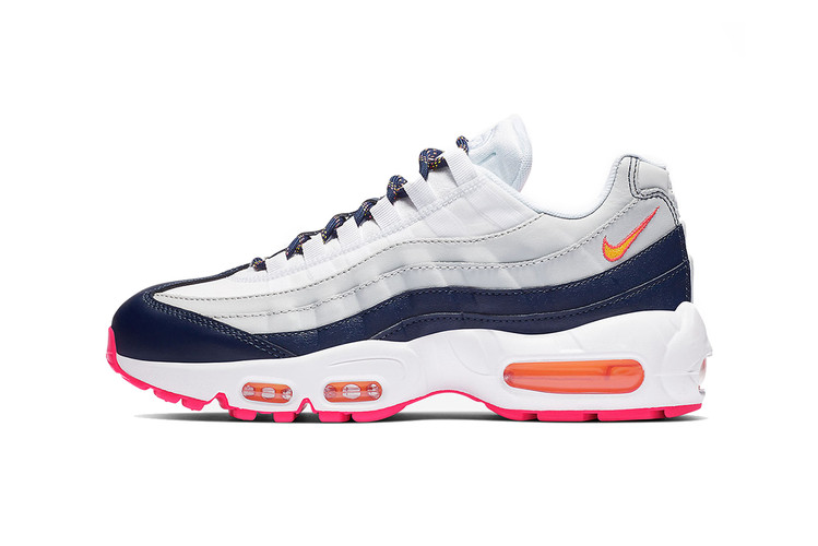 cb4cb7fb4c22 Nike s Newest Air Max 95 Gets Into the Spirit of Spring