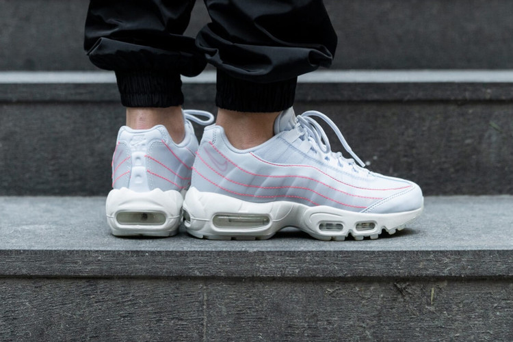a89244855f Nike Air Max 95 Sneaker: The Story Behind the Revolutionary Running ...