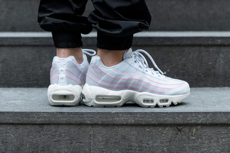 best authentic ea41a 2e428 Nike Launches Women s-Only Translucent Air Max 95 drop release date info  images price sportswear