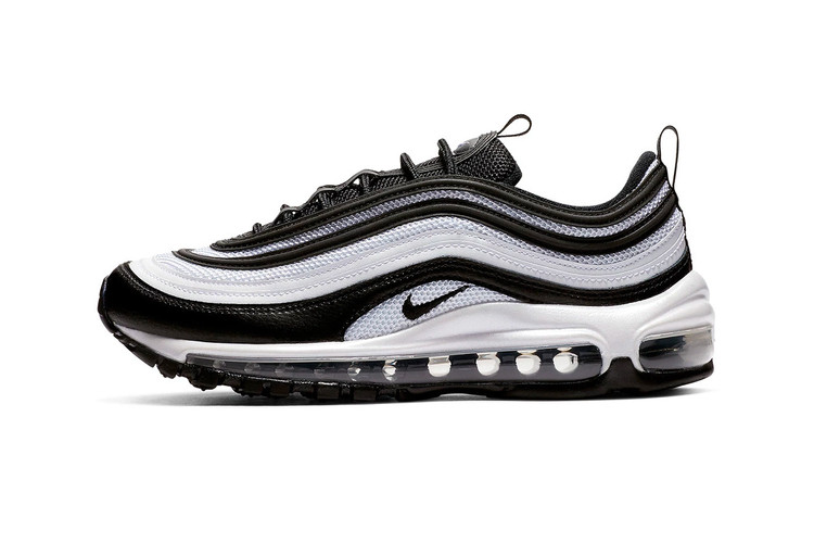 promo code d4da4 bf337 A Closer Look at Nike s Panda-Inspired Air Max 97