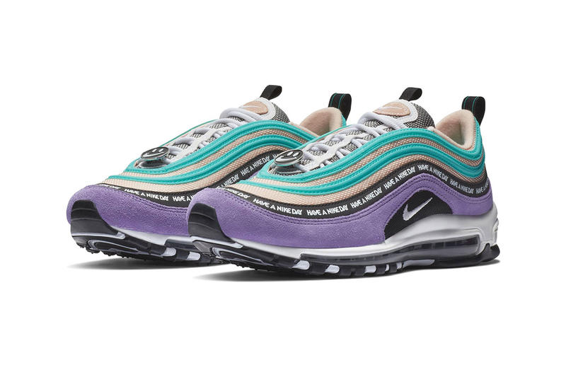 Nike Air Max 97 Have a Nike Day Release Date black white beige teal purple Day 2019