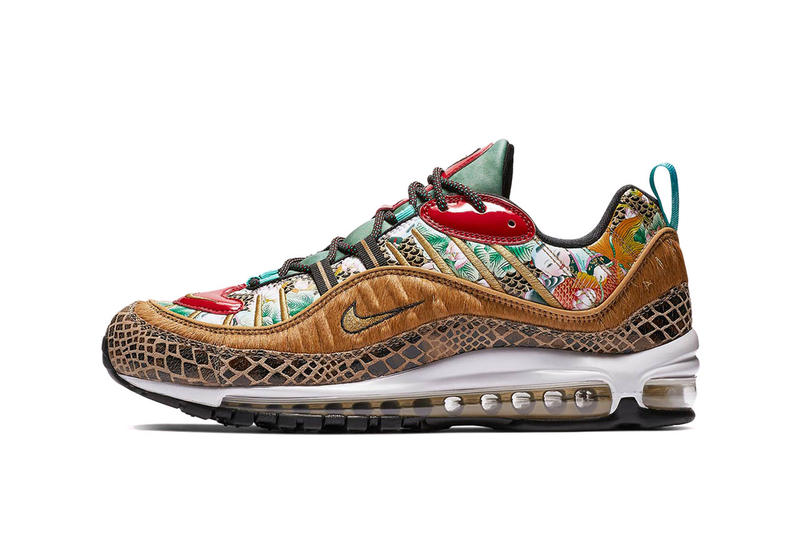 Nike Air Max 98 year of the pig cny Chinese New Year Closer Look official picture imagery release date info drop buy