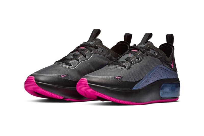 the latest 422e5 2d4c8 Nike Air Max Dia Se Laser Fuchsia Release