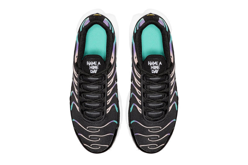 4a0092913b21 Nike Air Max Plus Have a Nike Day Release Info Date black 2019 teal purple  pink