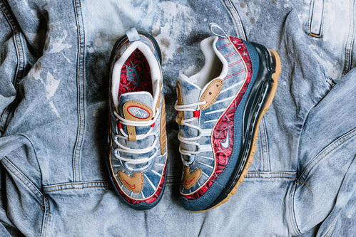 "Nike Reveals Air Max 98 ""Wild West"" Pack"