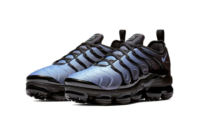 watch d74cc 8192e nike air vapormax plus black aluminum 2019 february footwear nike sportswear