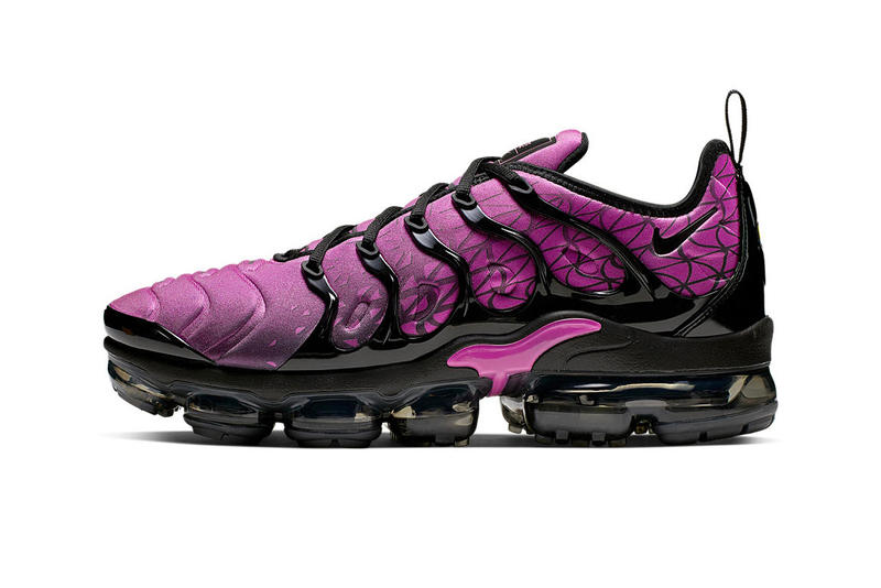 ab37b8f31e Nike Air Vapormax Plus Geometric Gradient Release Info Date Pink Black  White Grey