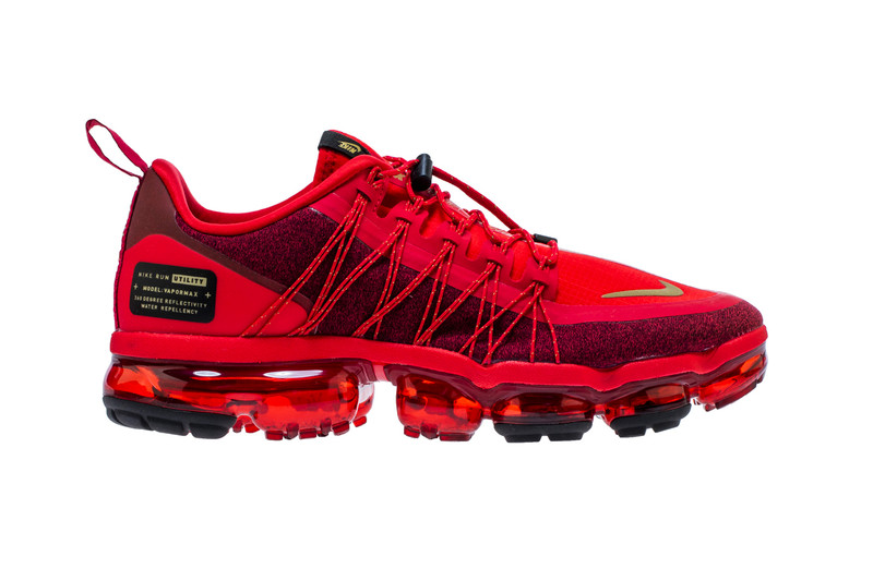 """1eb47c4f051 Nike Debuts """"Canyon Red"""" Air VaporMax Utility to Celebrate the Chinese New  Year"""