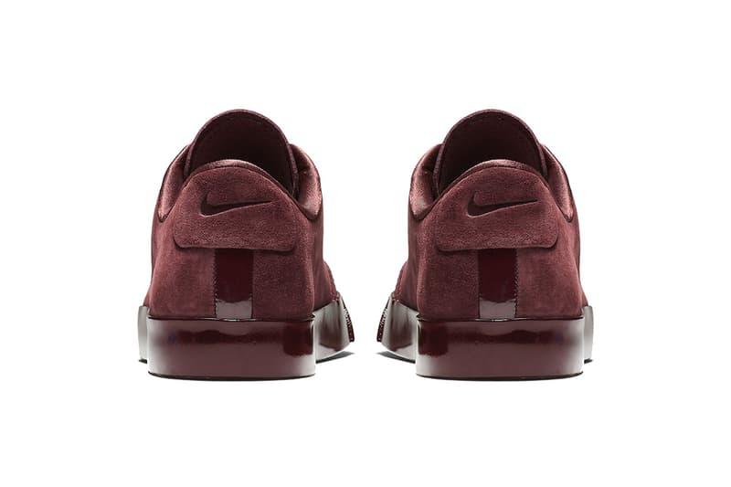 nike blazer city low burgundy suede 2019 nike sb footwear