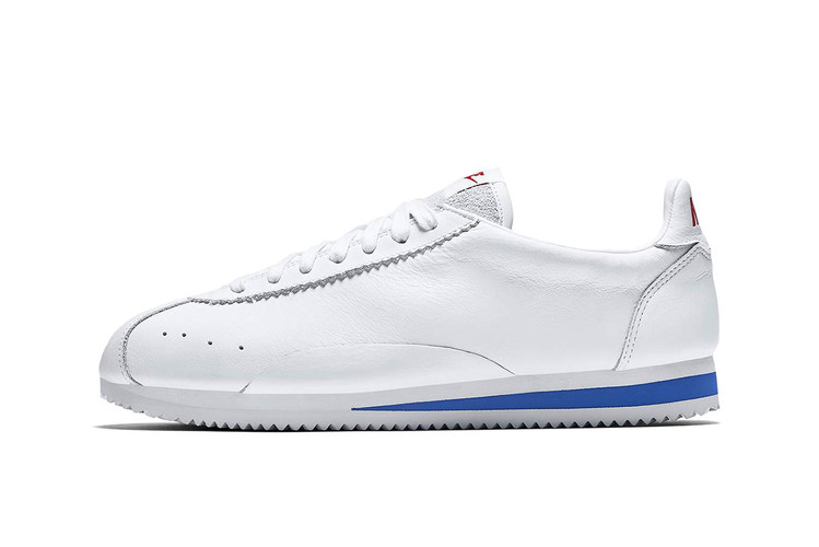 premium selection cac82 4391a Nike Strips Cortez Premium of Swoosh Branding