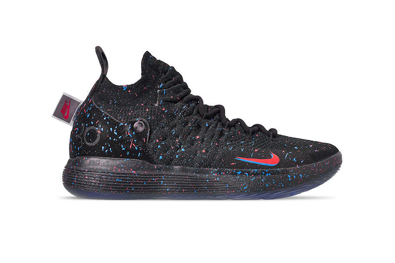 sale retailer 9431d b9ac5 nike kd 11 just do it black bright crimson photo blue 2019 february  footwear kevin durant